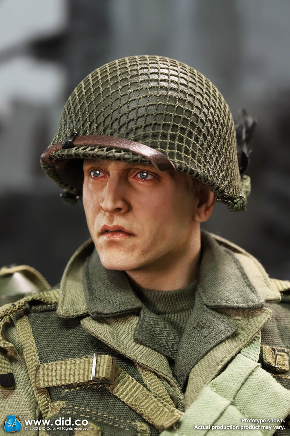 DiD - NEW PRODUCT: DiD: A80144 WWII US 2nd Ranger Battalion Series 4 Private Jackson 14242