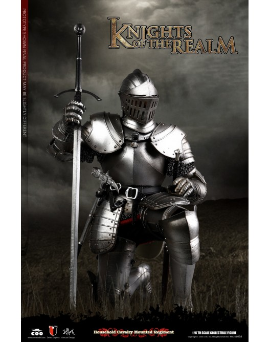 KnightsoftheRealm - NEW PRODUCT: CooModel: Knights of the Realm: Kingsguard (SE036), Famiglia Ducale (SE037) & Double Figure Set (SE038) 14323910