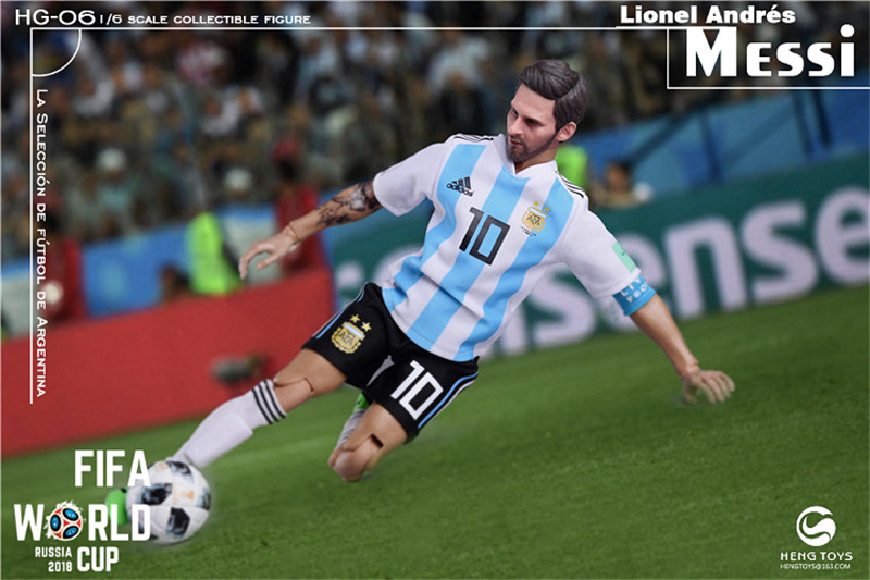 athlete - NEW PRODUCT: HENG TOYS: 1/6 HG-06 2018 World Cup - Messi 14361210