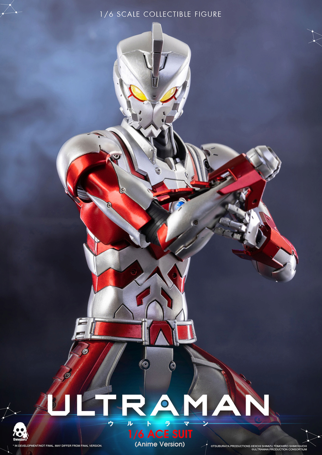 Topics tagged under ultraman on OneSixthFigures 14461110