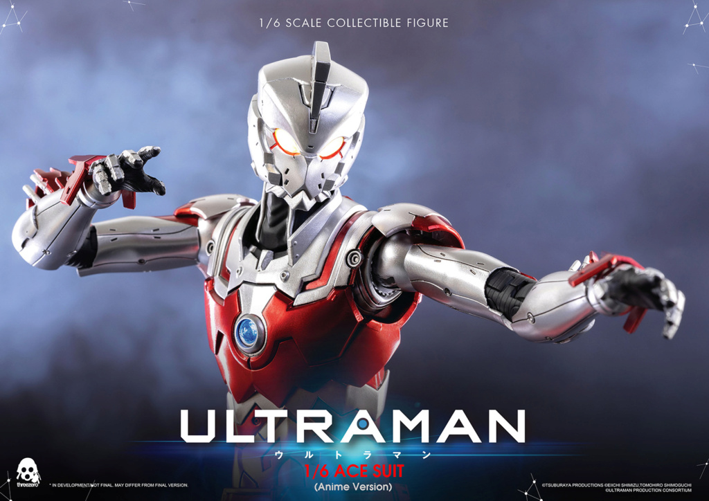 Topics tagged under ultraman on OneSixthFigures 14463410