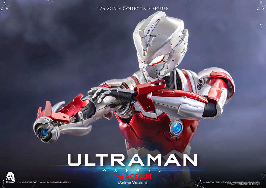 Topics tagged under ultraman on OneSixthFigures 14472411