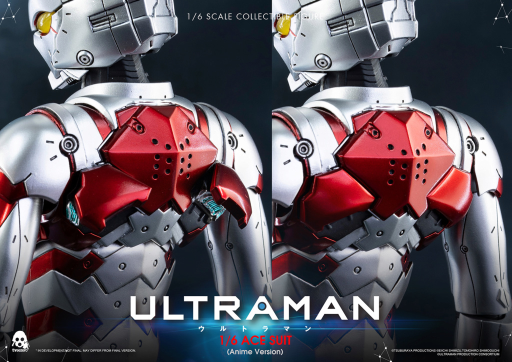 Topics tagged under ultraman on OneSixthFigures 14474511