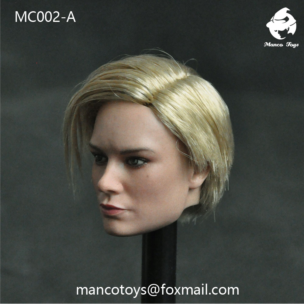 NEW PRODUCT: Mancotoys MC002 1/6 three Western female heads (C.M.) 14511811