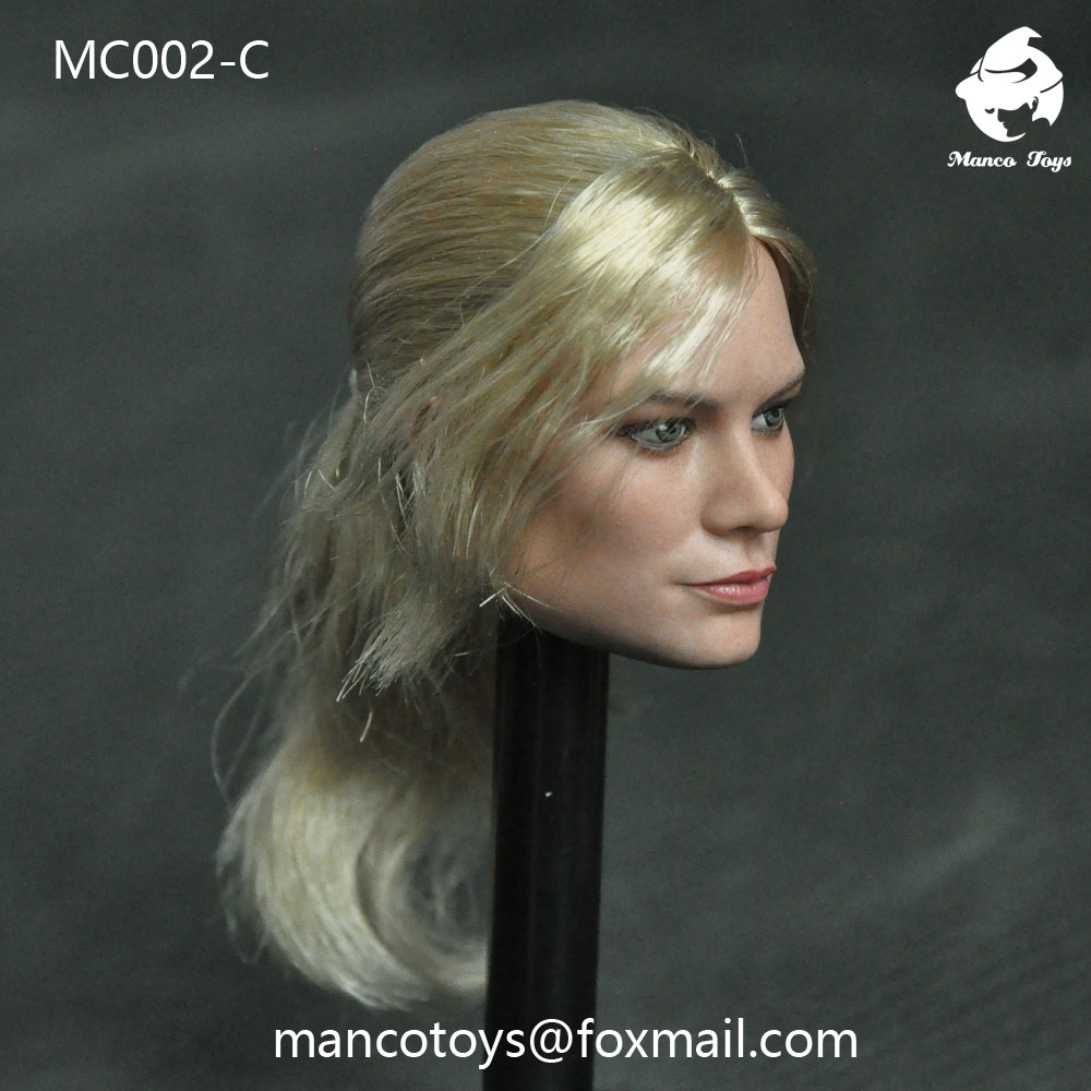 NEW PRODUCT: Mancotoys MC002 1/6 three Western female heads (C.M.) 14512111