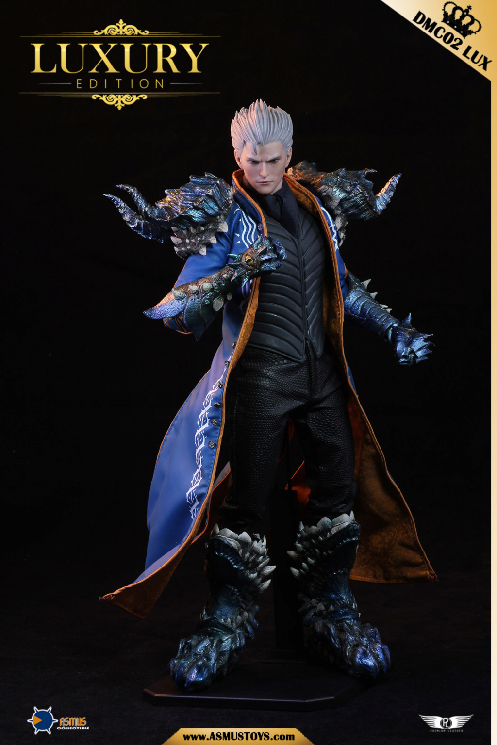 Topics tagged under devilmaycry3 on OneSixthFigures 14513310