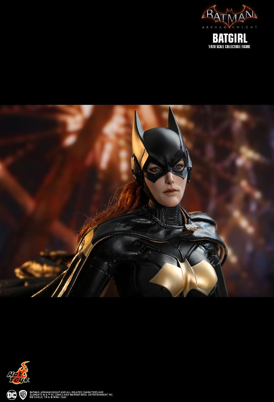 Batman - NEW PRODUCT: HOT TOYS: BATMAN: ARKHAM KNIGHT BATGIRL 1/6TH SCALE COLLECTIBLE FIGURE 14713f10