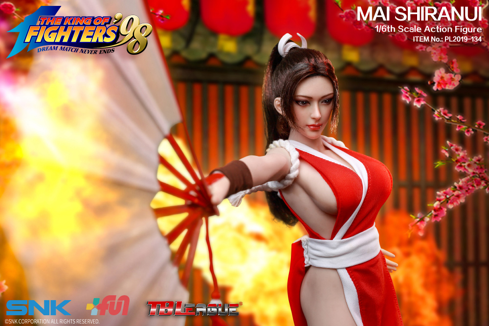 Topics tagged under maishiranui on OneSixthFigures 1490