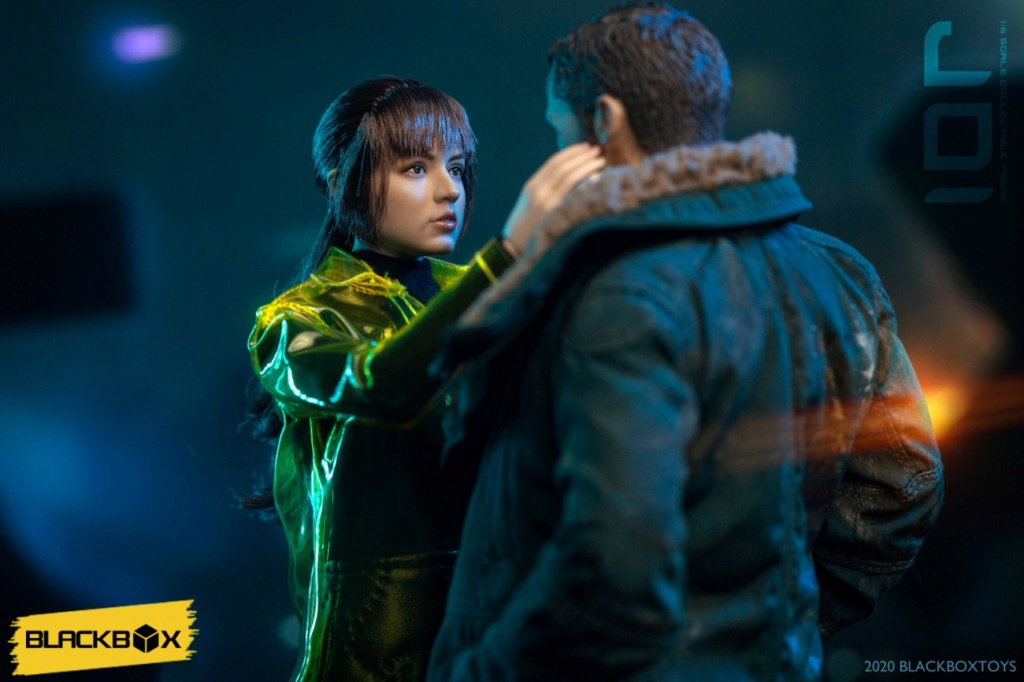 "Sci-Fi - NEW PRODUCT: Black Box Toy: 1/6 Who Am I Series-""Blade Runner Virtual Girl"" (BBT9018) 15023512"