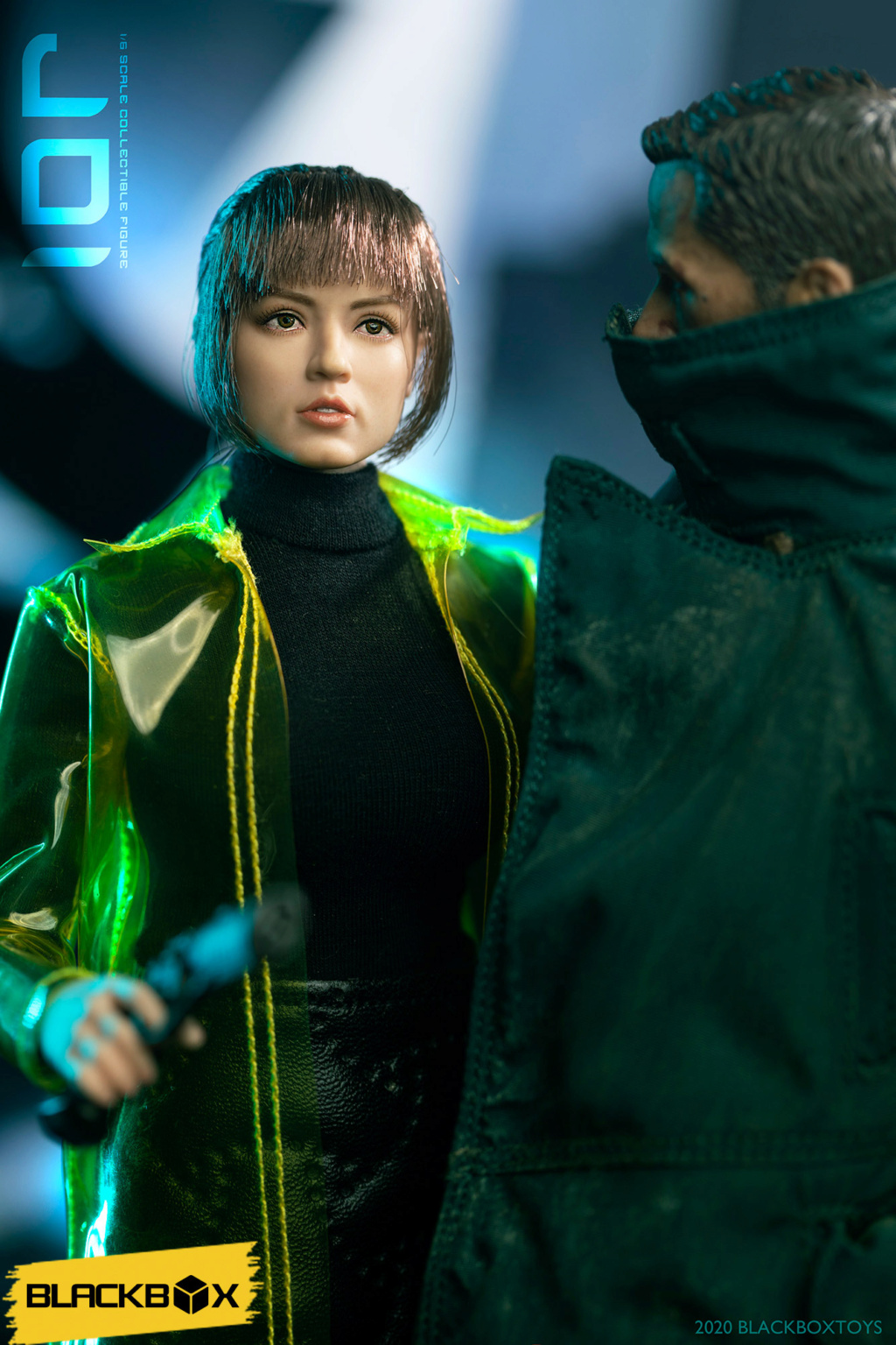 "Sci-Fi - NEW PRODUCT: Black Box Toy: 1/6 Who Am I Series-""Blade Runner Virtual Girl"" (BBT9018) 15024210"