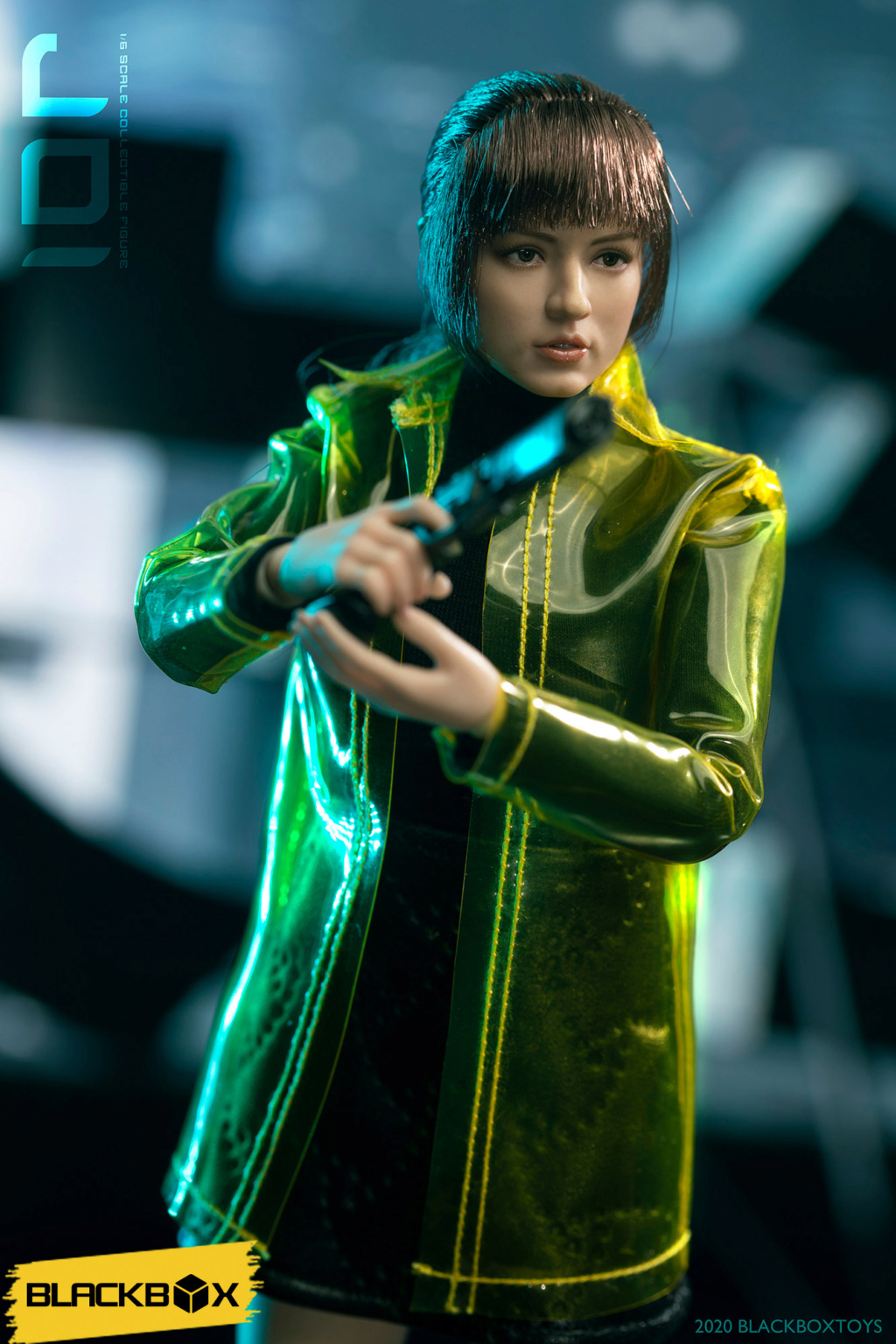 "Sci-Fi - NEW PRODUCT: Black Box Toy: 1/6 Who Am I Series-""Blade Runner Virtual Girl"" (BBT9018) 15024410"