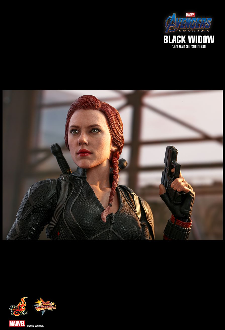 EndGame - NEW PRODUCT: HOT TOYS: AVENGERS: ENDGAME BLACK WIDOW 1/6TH SCALE COLLECTIBLE FIGURE 15107