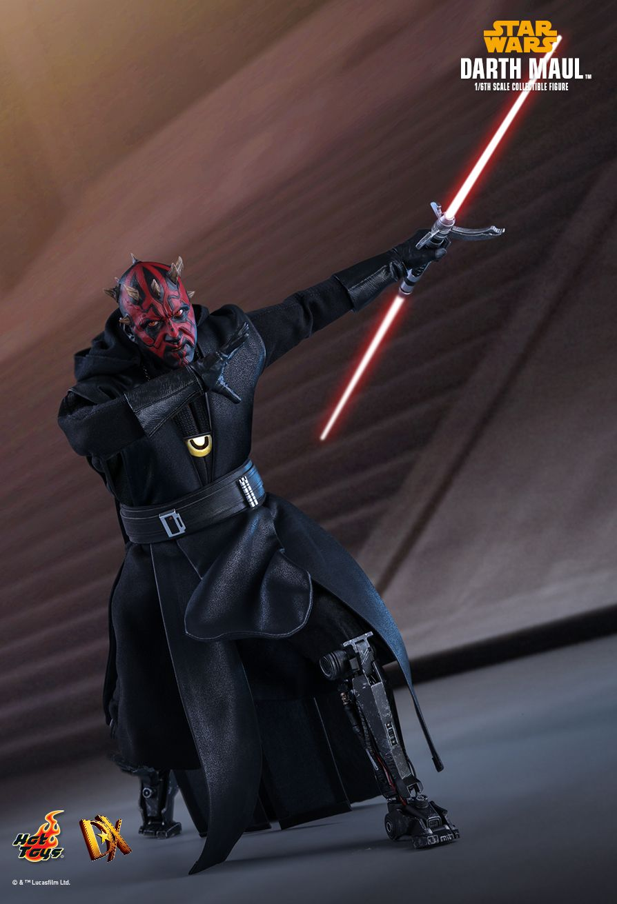 solo - NEW PRODUCT: HOT TOYS: SOLO: A STAR WARS STORY DARTH MAUL 1/6TH SCALE COLLECTIBLE FIGURE 15121