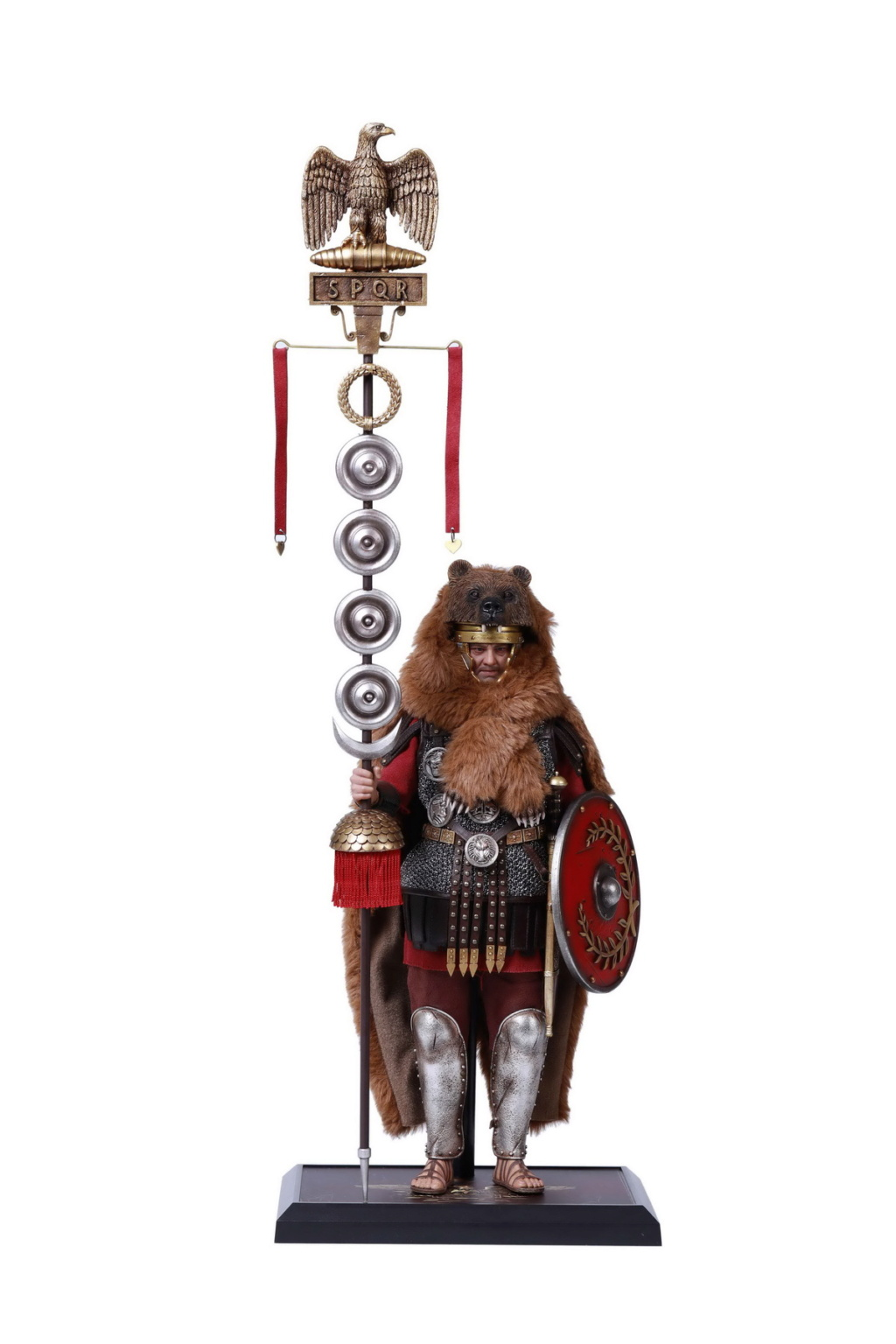 HHModel - NEW PRODUCT: HHMODEL & HAOYUTOYS New product: 1/6 Rome - Camp Flag Bearer Action Figure (#HH18020) 15140310
