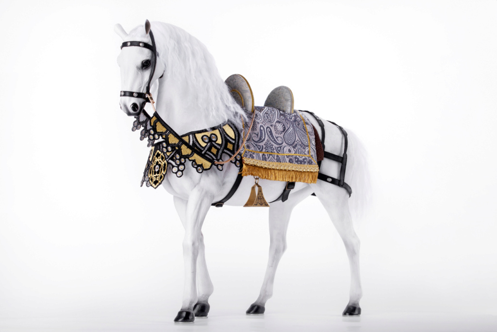 NEW PRODUCT: POPTOYS: 1/6 Queen Elizabeth I Single & Deluxe Edition & War Horse (EX027) 15151110