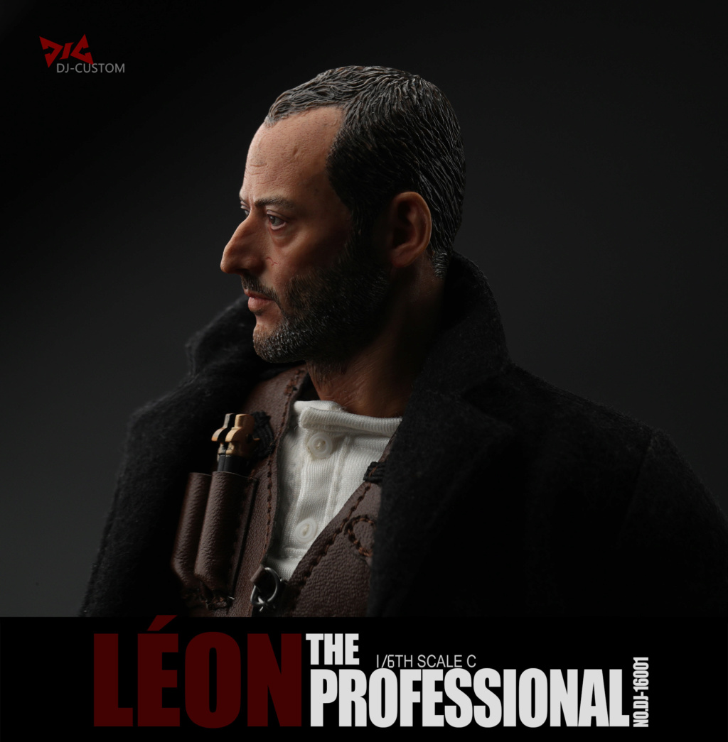"DJCustom - NEW PRODUCT: DJ-CUSTOM New product: 1/6 ""Lyon Léon"" collector's doll [double-headed version] (DJ-16001) 15185810"