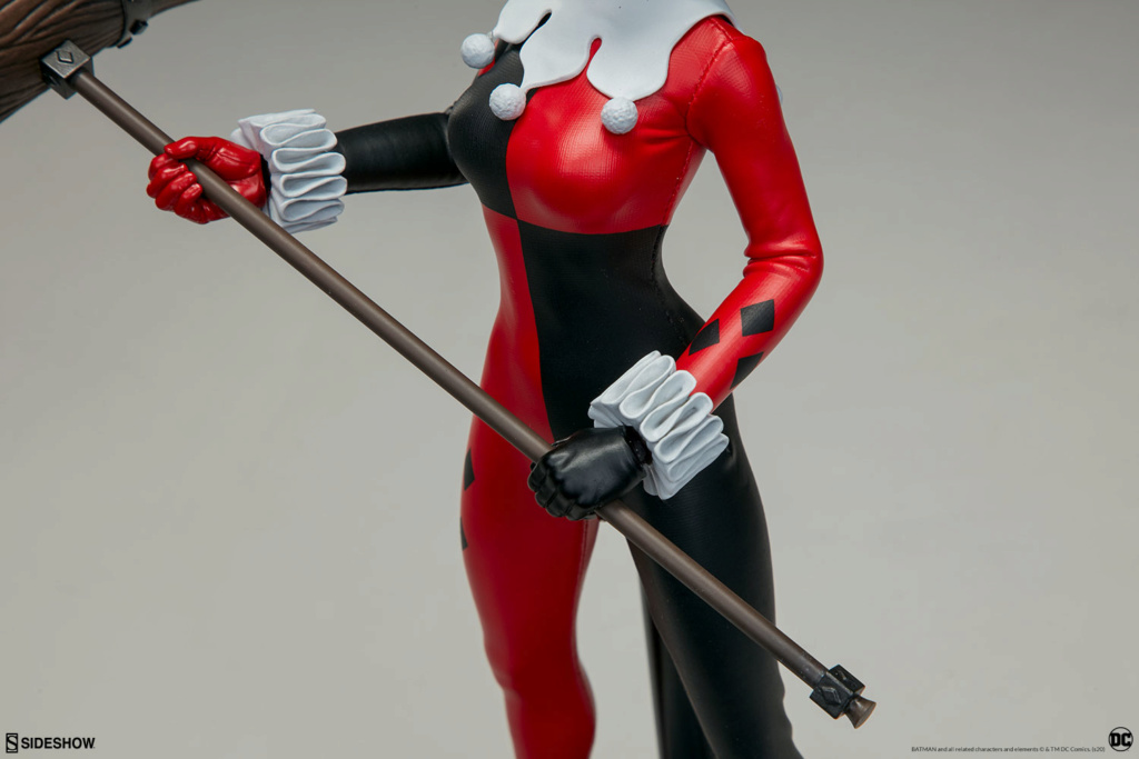 batman - NEW PRODUCT: Sideshow Collectibles: Harley Quinn Sixth Scale Figure 15203