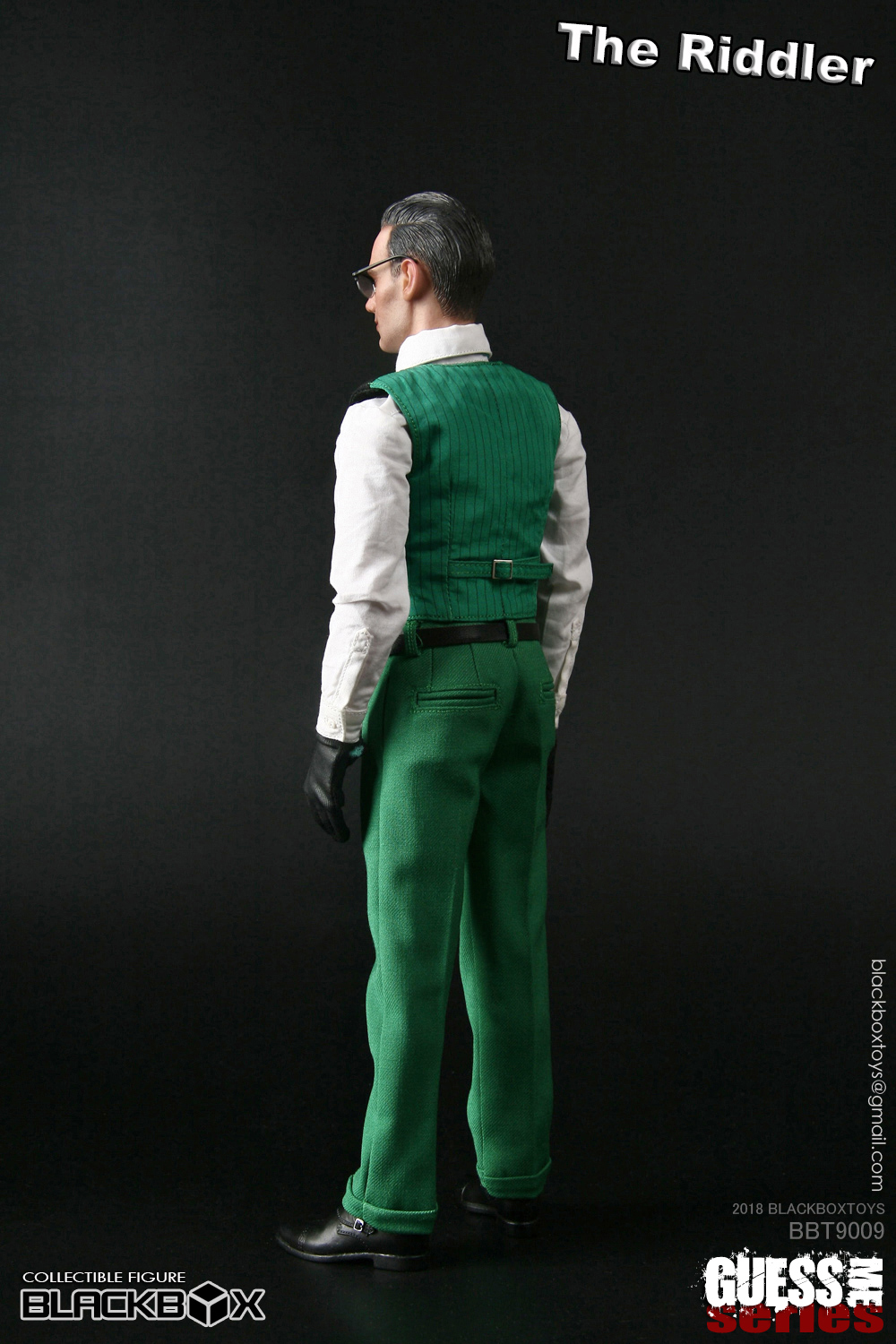 "NEW PRODUCT: BLACKBOX: 1/6 Who am I series 09 - ""Ridden people"" Movable 15374910"