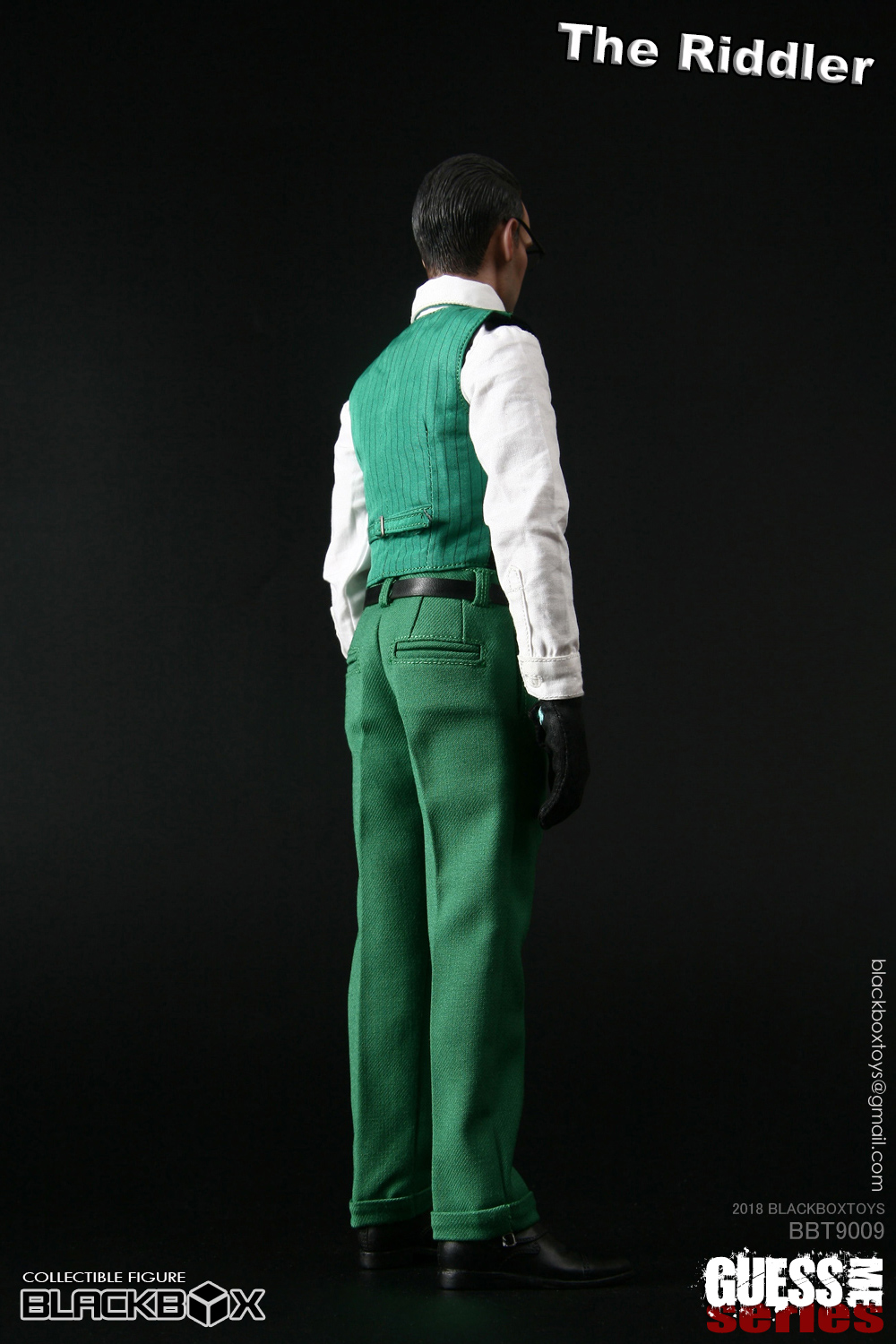 "NEW PRODUCT: BLACKBOX: 1/6 Who am I series 09 - ""Ridden people"" Movable 15375510"