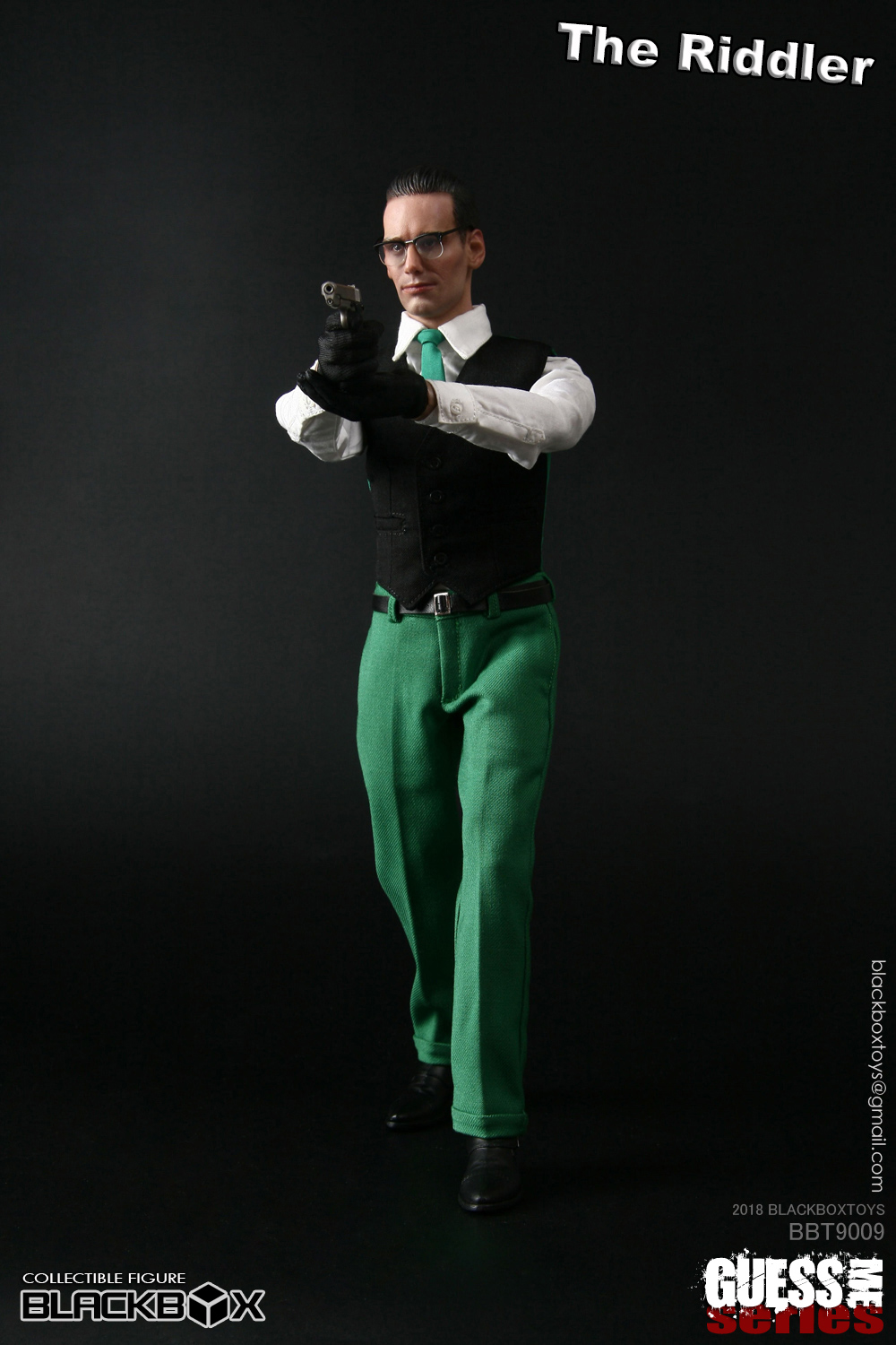 "male - NEW PRODUCT: BLACKBOX: 1/6 Who am I series 09 - ""Ridden people"" Movable 15380111"