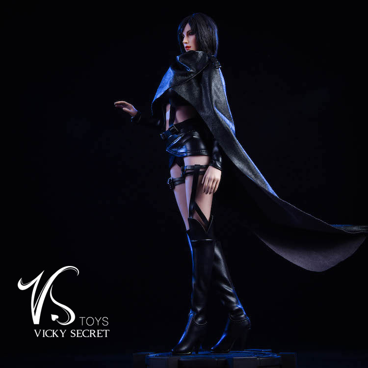 NEW PRODUCT: VSTOYS: 1/6 Attack Girl - Sexy Costume Cloak Set [Without head carving body] (#19XG39 ) 15521511