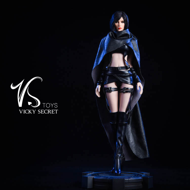 NEW PRODUCT: VSTOYS: 1/6 Attack Girl - Sexy Costume Cloak Set [Without head carving body] (#19XG39 ) 15521611