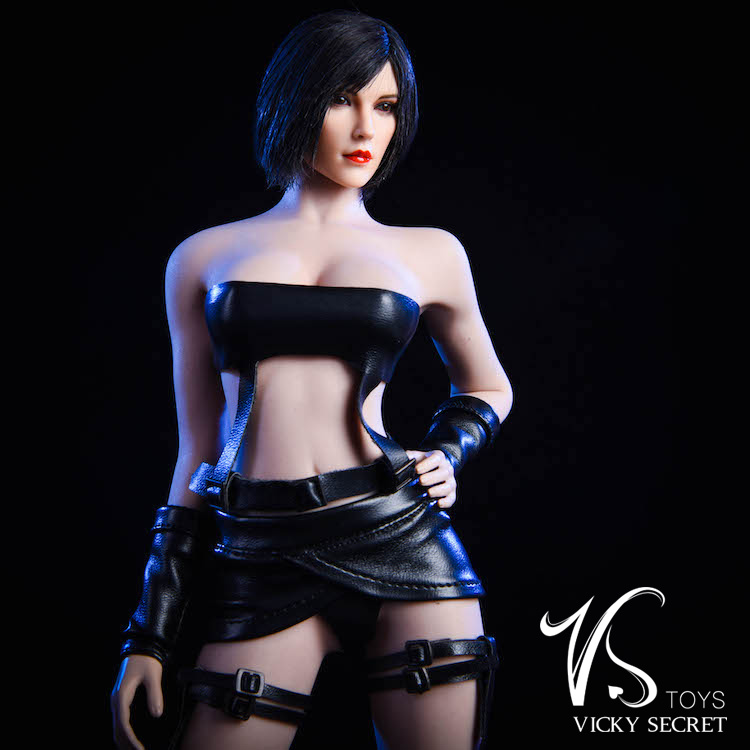 NEW PRODUCT: VSTOYS: 1/6 Attack Girl - Sexy Costume Cloak Set [Without head carving body] (#19XG39 ) 15522010