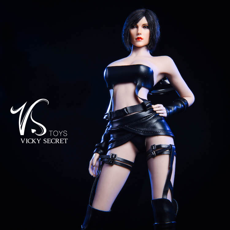 NEW PRODUCT: VSTOYS: 1/6 Attack Girl - Sexy Costume Cloak Set [Without head carving body] (#19XG39 ) 15522211