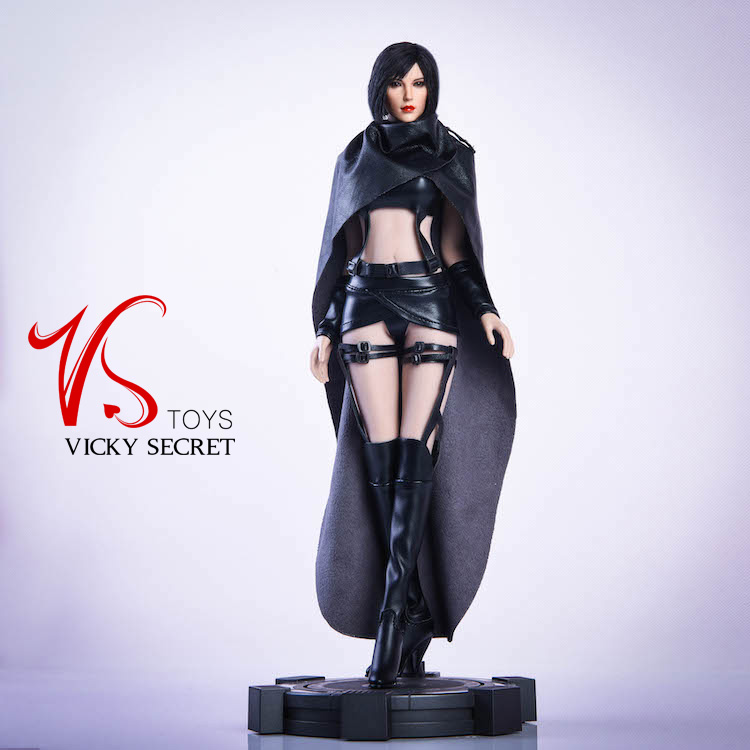 NEW PRODUCT: VSTOYS: 1/6 Attack Girl - Sexy Costume Cloak Set [Without head carving body] (#19XG39 ) 15522510