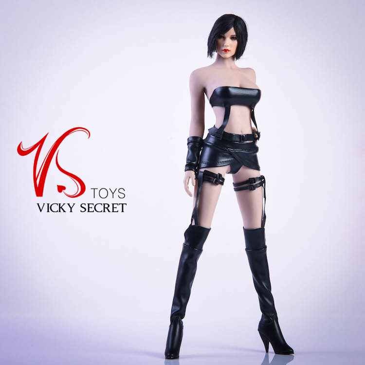 NEW PRODUCT: VSTOYS: 1/6 Attack Girl - Sexy Costume Cloak Set [Without head carving body] (#19XG39 ) 15522711