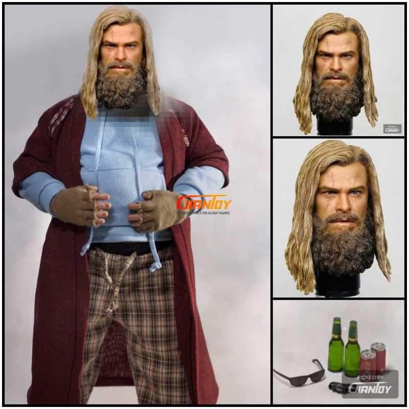 NEW PRODUCT: WOO!Toys WO-004 1/6 Scale Fat Vikings Figure 1574ed10