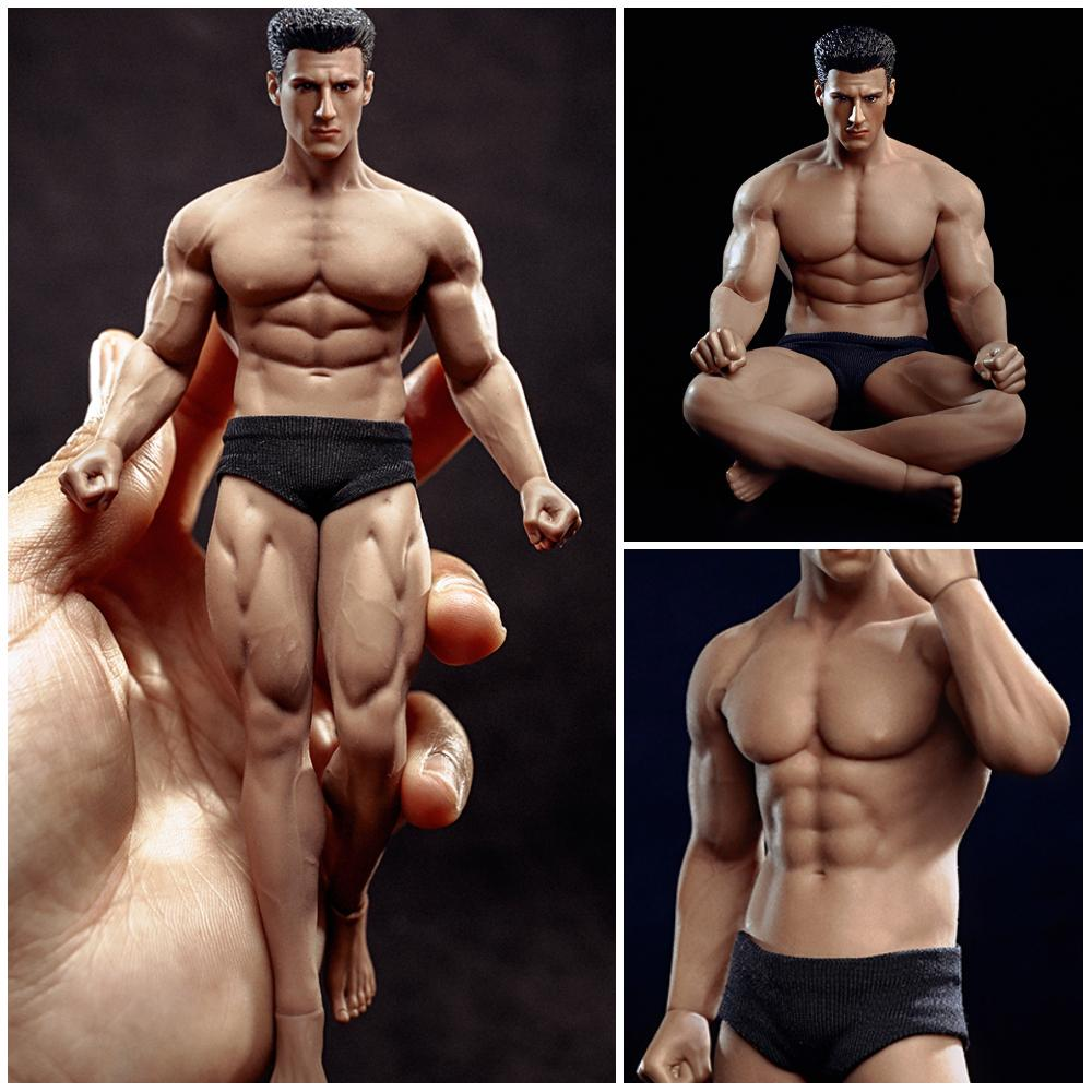 TBLeague - NEW PRODUCT: TBLeague: 1/12 Male Body PH2019-TM01A B 6IN Action Figure F SHFiguart #Suntan 15a3c710