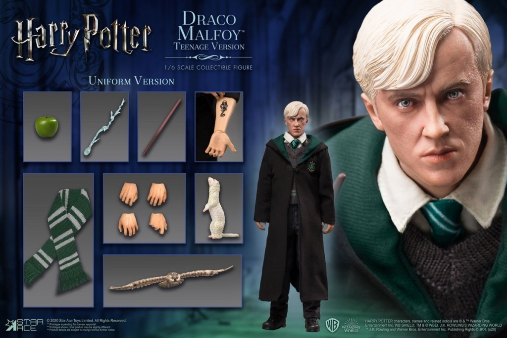 movie - NEW PRODUCT: Star Ace: 1/6 scale Harry Potter - Teen Draco Malfoy (3 versions) 15d7c610