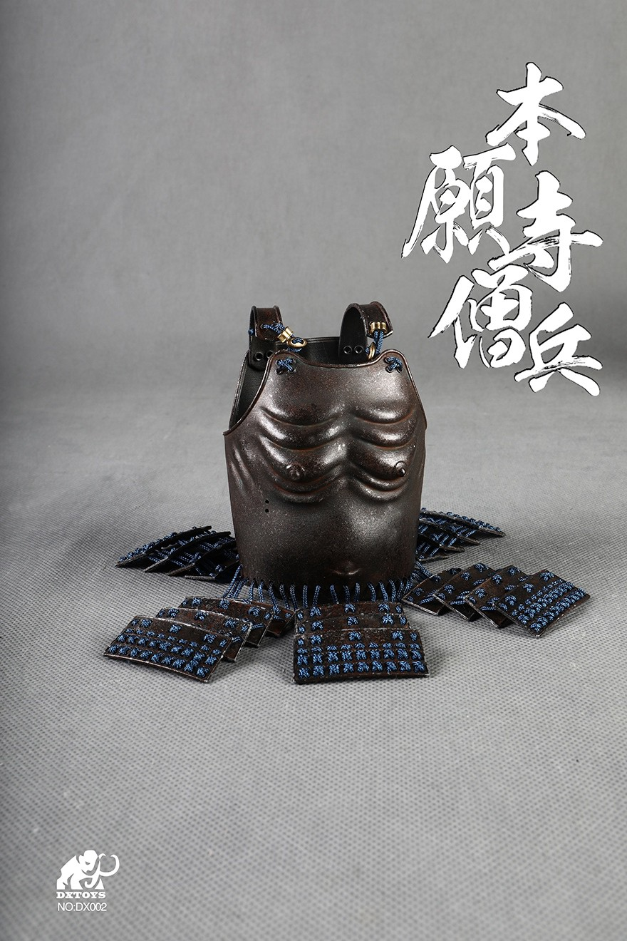 WarringStates - NEW PRODUCT: DXToys: 1/6 alloy die-casting Japanese Warring States-Honkanji Monk DX001 Standard Edition/DX002 Deluxe Edition 16023411