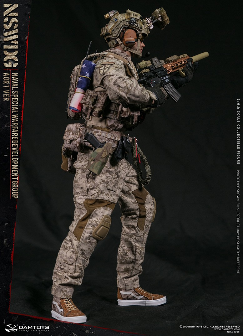 ModernMilitary - NEW PRODUCT: DAMTOYS: 1/6 Naval Special Operations Development Brigade NSWDG-AOR1 camouflage version 78065 # 16032910