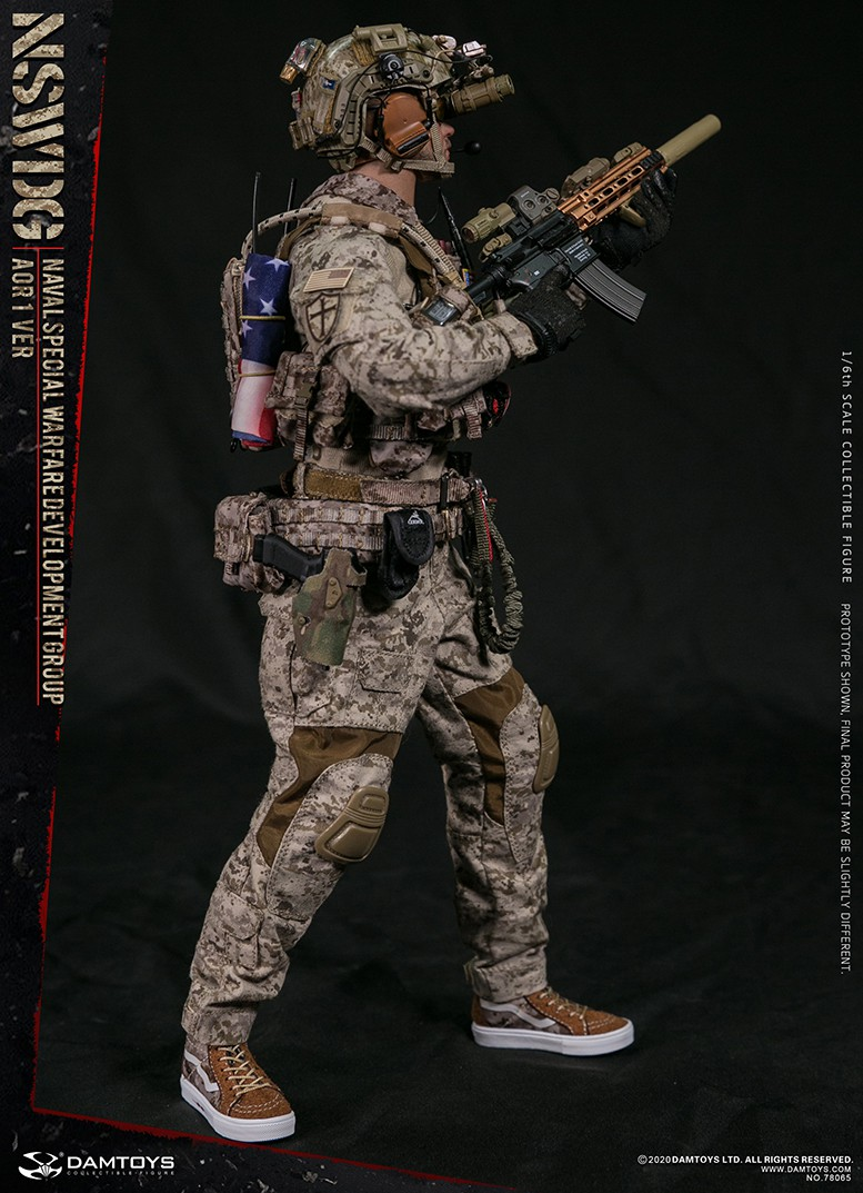 ModernMilitary - NEW PRODUCT: DAMTOYS: 1/6 Naval Special Operations Development Brigade NSWDG-AOR1 camouflage version 78065 # 16033110