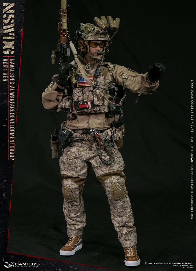 ModernMilitary - NEW PRODUCT: DAMTOYS: 1/6 Naval Special Operations Development Brigade NSWDG-AOR1 camouflage version 78065 # 16034310