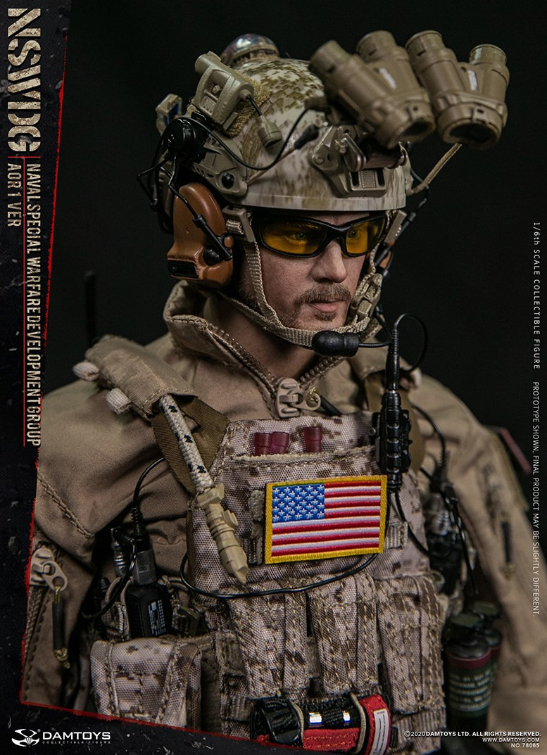 ModernMilitary - NEW PRODUCT: DAMTOYS: 1/6 Naval Special Operations Development Brigade NSWDG-AOR1 camouflage version 78065 # 16034611