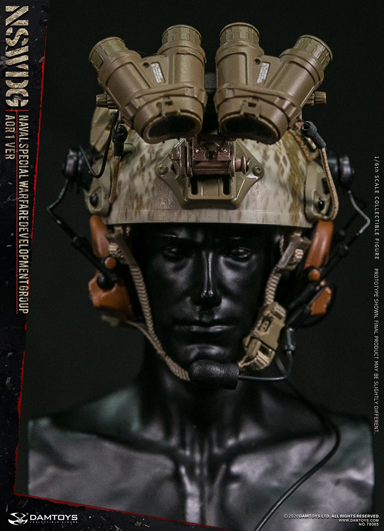 ModernMilitary - NEW PRODUCT: DAMTOYS: 1/6 Naval Special Operations Development Brigade NSWDG-AOR1 camouflage version 78065 # 16035010
