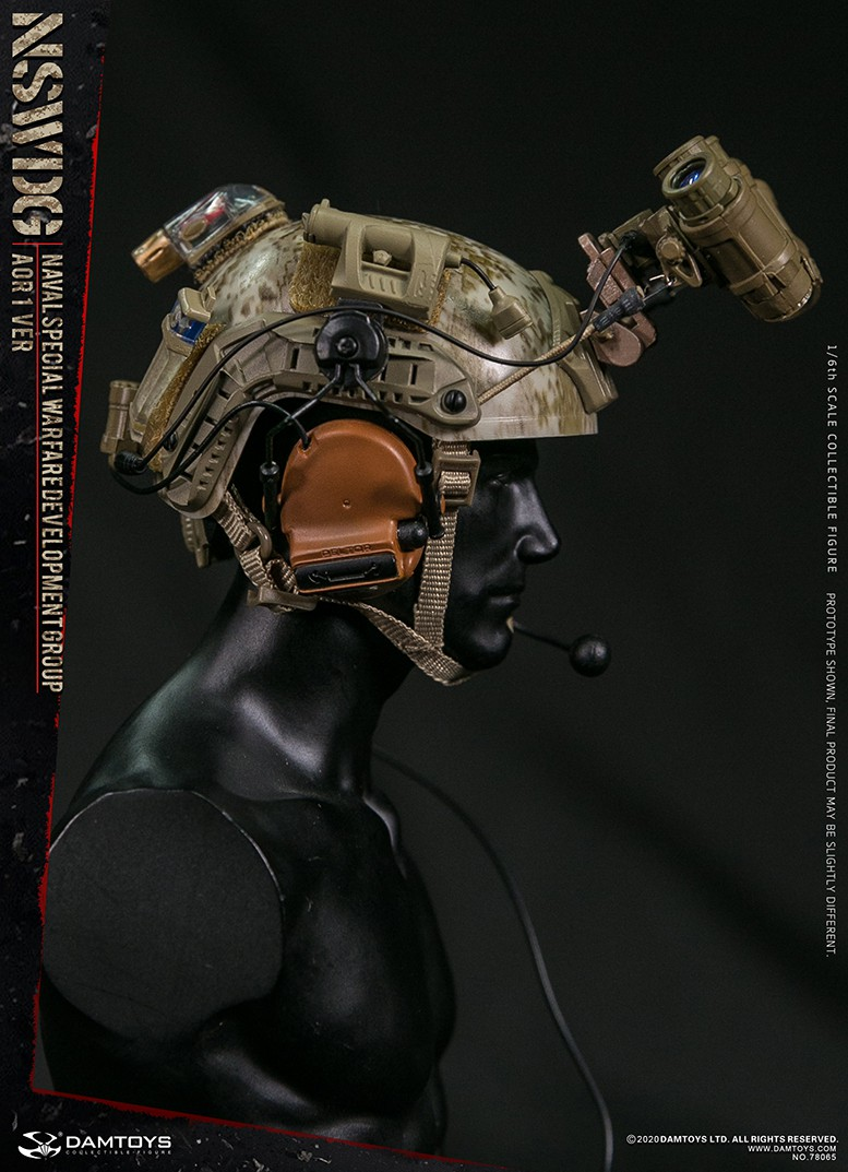 ModernMilitary - NEW PRODUCT: DAMTOYS: 1/6 Naval Special Operations Development Brigade NSWDG-AOR1 camouflage version 78065 # 16035111