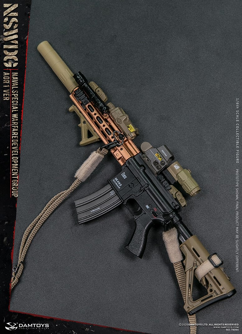 ModernMilitary - NEW PRODUCT: DAMTOYS: 1/6 Naval Special Operations Development Brigade NSWDG-AOR1 camouflage version 78065 # 16035210