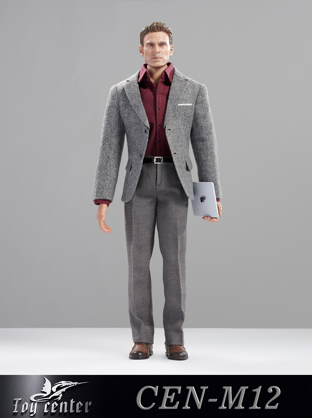 clothes - NEW PRODUCT: Toy center: 1/6 US team old casual suit CEN-M12# 16064010