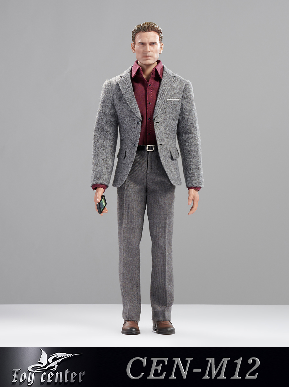 clothes - NEW PRODUCT: Toy center: 1/6 US team old casual suit CEN-M12# 16064110