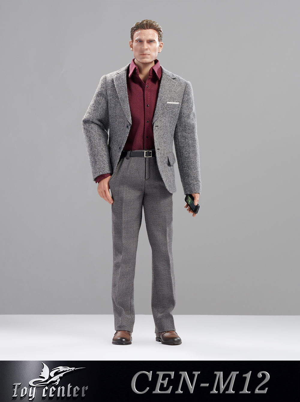 clothes - NEW PRODUCT: Toy center: 1/6 US team old casual suit CEN-M12# 16064210