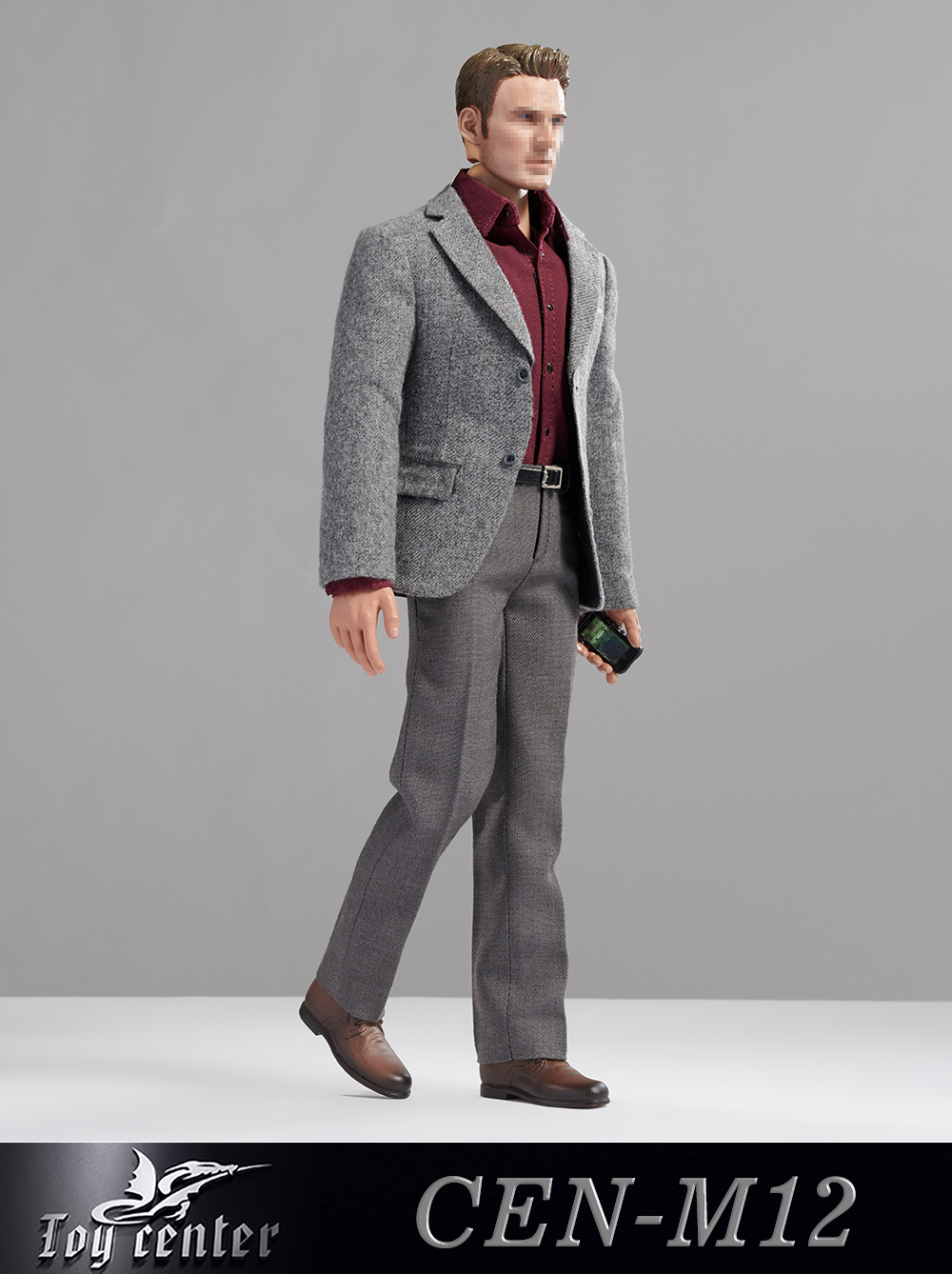 clothes - NEW PRODUCT: Toy center: 1/6 US team old casual suit CEN-M12# 16064310