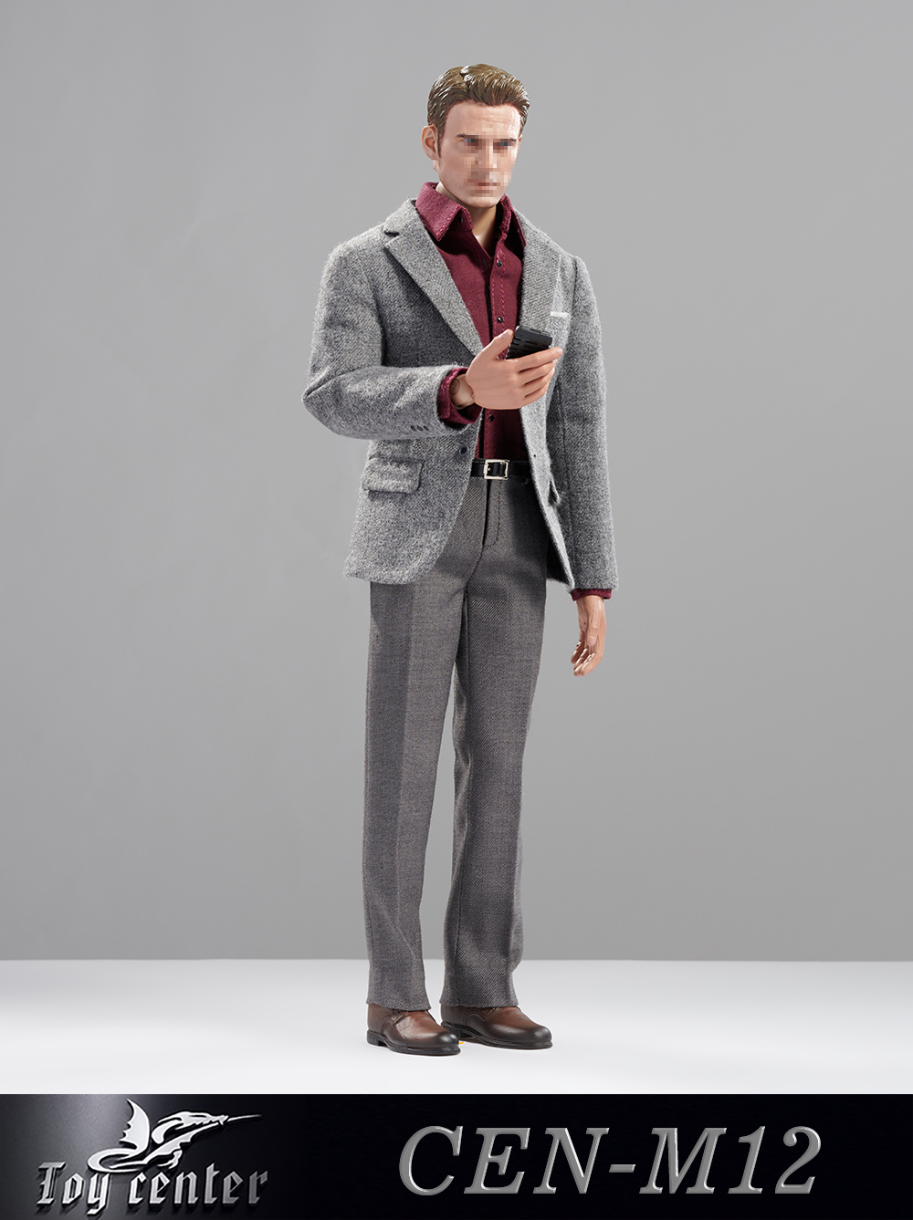 clothes - NEW PRODUCT: Toy center: 1/6 US team old casual suit CEN-M12# 16064410