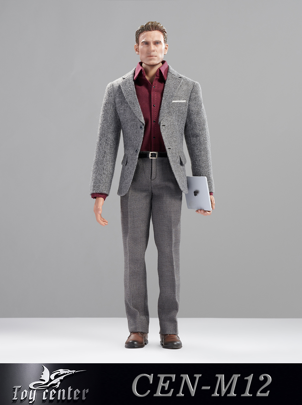clothes - NEW PRODUCT: Toy center: 1/6 US team old casual suit CEN-M12# 16064411