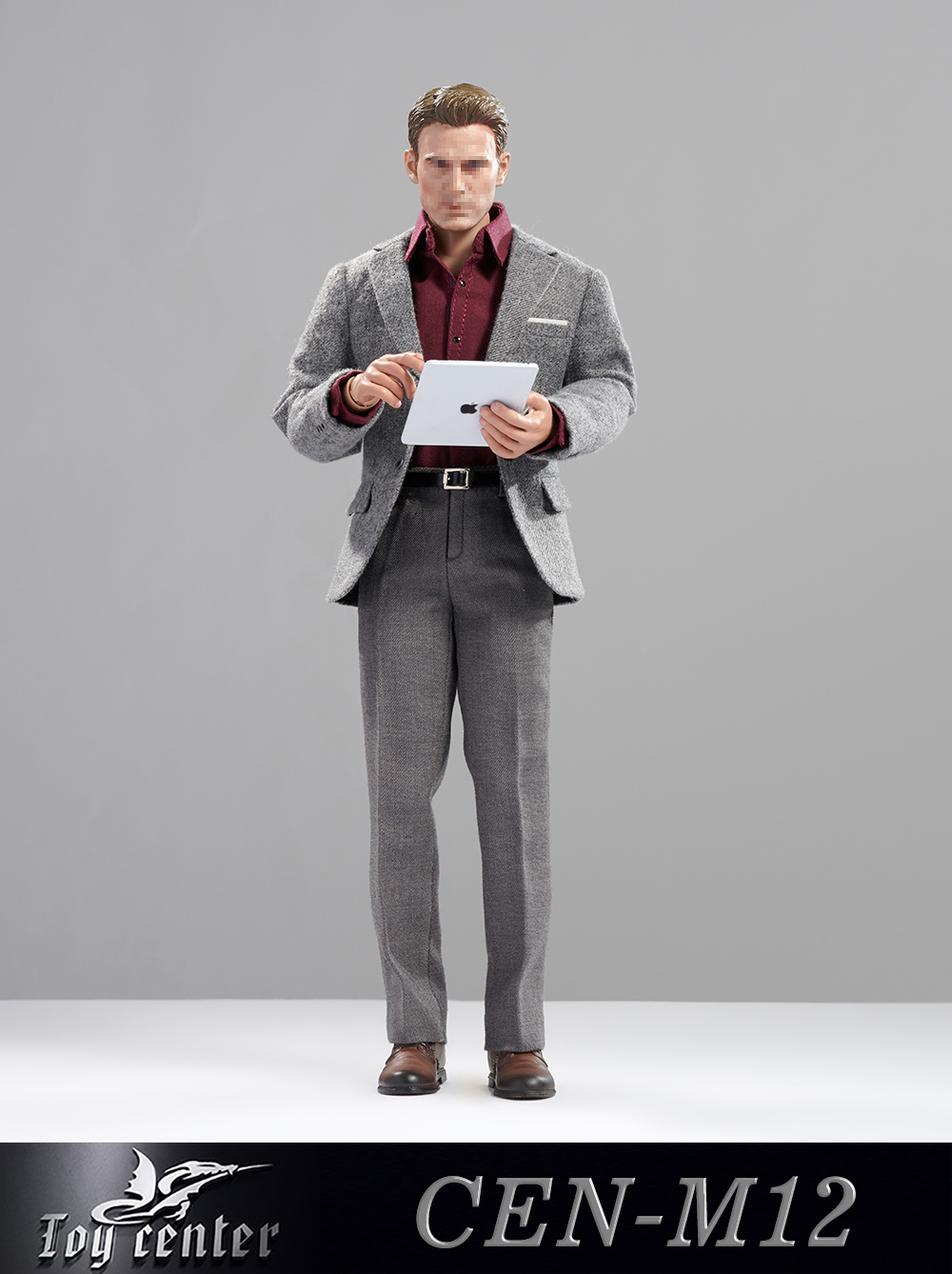 clothes - NEW PRODUCT: Toy center: 1/6 US team old casual suit CEN-M12# 16064510