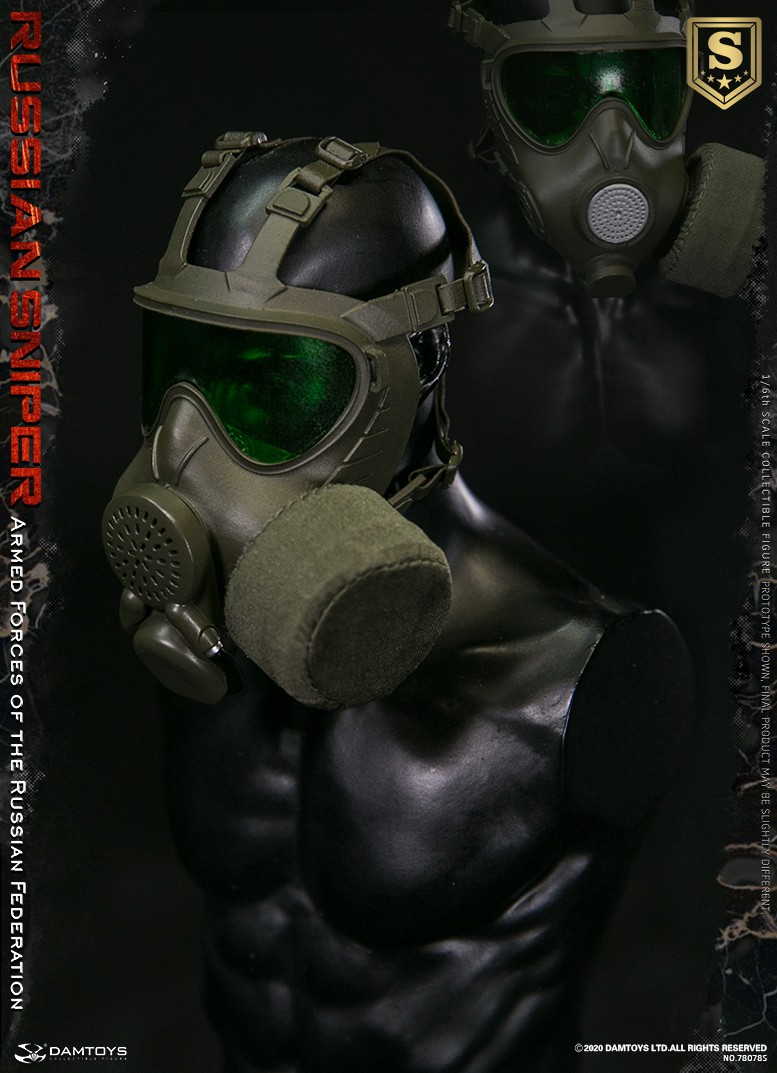 modernmilitary - NEW PRODUCT: DAMTOYS: 1/6 Russian Armed Forces-Russian Sniper Special Edition 78078S / Elite Edition 78078 16090310