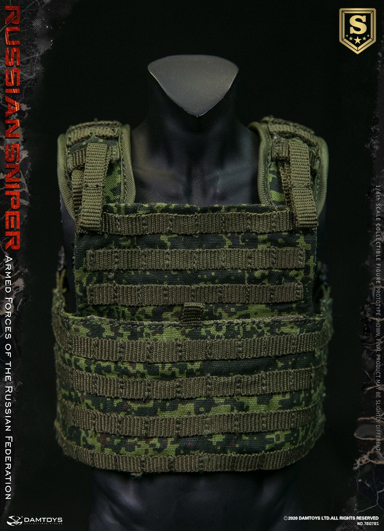 modernmilitary - NEW PRODUCT: DAMTOYS: 1/6 Russian Armed Forces-Russian Sniper Special Edition 78078S / Elite Edition 78078 16090710